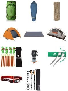 Full Backpackers Kit For Under $700 Quality Gear by woodbrew