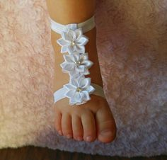 Your place to buy and sell all things handmade Baby Gladiator Sandals, Baby Sandals, Bare Foot Sandals, Baby Shoes, Baby Barefoot Sandals, Ribbon Sandals, Ribbon Shoes, Sewing Kids Clothes, Baby Sewing