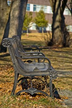 Photograph Benches by Adam Leung on 500px