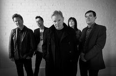 """New Order estrenó el track """"Plastic"""", que se extrae de su nuevo álbum 'Music Complete'."""