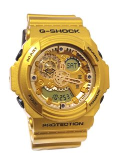 G-Shock is really becoming something huge in watches industry.