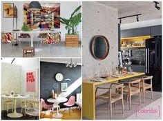 Inspiração sala de jantar #jantar #mesa #diningroom #colors