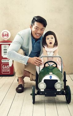 Choo Sung Hoon and Choo Sarang spend quality father-daughter time during photoshoot for 'Maestro' | allkpop.com