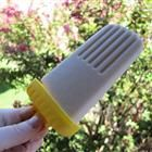Pina Colada ice pops -- could sub So Delicious coconut milk for pure coconut milk if too high