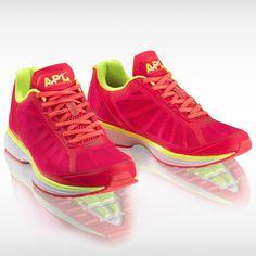 Shop Cheryl Fernandez-Versini's APL running trainers for Apl Shoes, Cheryl Fernandez Versini, Running Trainers, Gym, Athletic, Celebrities, Labs, Shopping, Athletic Wear