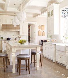 """89 Likes, 9 Comments - Jordan & Cassman Real Estate (@jordancassmanrealestate) on Instagram: """"Kitchen eye candy from @juliabbuckingham #interiors #allwhite"""""""