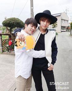 woohyun y L de infinite
