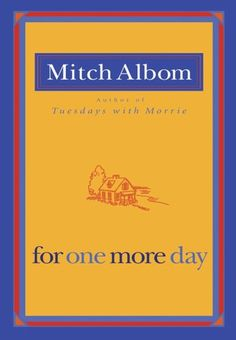 Bestseller Books Online For One More Day Mitch Albom $9.6  - http://www.ebooknetworking.net/books_detail-1401309577.html