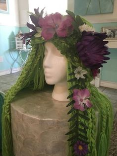 Items similar to Textured Yarn Wig in Sunburst on Etsy Te Fiti Costume, Moana Costume Diy, Diy Costumes, Halloween Costumes, Moana Costumes, Moana Cosplay, Yarn Wig, Diy Wig, Yarn Wall Art