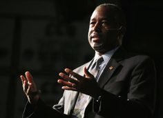 Ben Carson believes Joseph built Egypt's pyramids to store grain - and it just might get him some votes