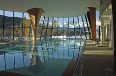 The 9 Most Luxurious Après-Ski Spa Hotels Photos   Architectural Digest