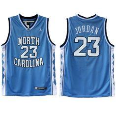 48ba37d3e Michael Jordan North Carolina Jersey – UNC Tar Heels Blue Jersey