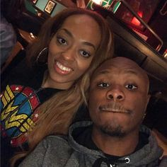 """134 Likes, 2 Comments - Kenneth Nole (@futuredoctor_17) on Instagram: """"Out with this pretty girl!!!!!!!!!!!!😍😍😍😍😍😍😍😍#MyLoveBug #RaeBae90😂😂😂#ZombieKiller #Insider…"""""""