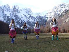 Nikaj Merturi Tropoja - Albania