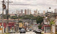 Vila Santa Isabel, vista da Rua Sebastião de Andrade, Vila Matilde (2016) Foto: Rogério de Moura