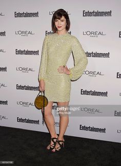 Actress Mary Elizabeth Winstead attends the Entertainment Weekly's 2016 Pre-Emmy…
