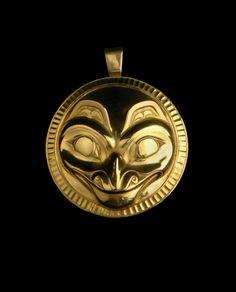 Stonington Gallery | Artist: Bill Reid Native Indian, Native Art, Native American Art, Indian Art, Aboriginal Dot Art, Ceramic Mask, Haida Art, Native Design, Soul Art