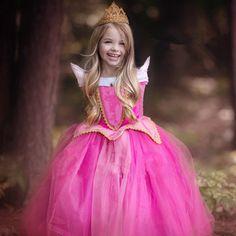 1284f81e1 Princess Girls Dress Birthday Party Halloween Cosplay Costume Christmas  Gift - Walmart.com
