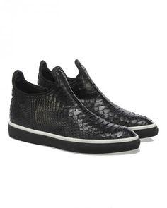 Mexicana ZEUS STAR Sneakers in Schlangen-Optik