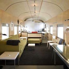 In today's culture of downsizing to reduce carbon footprints, tiny houses and recycled homes are getting increasingly desirable—in both conventional and unconventional ways. You may have already seen converted buses, storage containers, and even make-it-yourself tiny-home kits, but have you ever seen a train converted into permanent living space? The high ceilings and multiple windows typical of old train cars are a great starting point for a new small home chock-full of character. If you're…