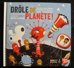 Drôle de Planète Classe de CE1 Gwen Keraval