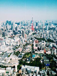 Tokyo / photo by Declan Farrell