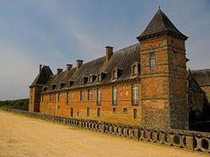 Château de carrouges guide touristique de l'Orne