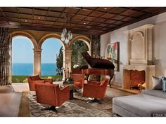 Custom Built,Mediterranean, Single Family Residence - Laguna Beach, CA — LuxuryRealEstate.com