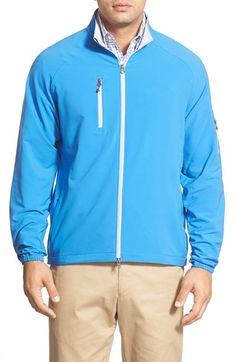 Peter Millar 'Barcelona' Water Resistant Windbreaker