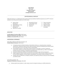 Example Of Resume Cover Letters Sample Resumescover Letter Samples