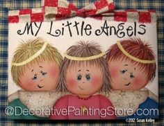 My Little Angels ePacket - Susan Kelley - PDF DOWNLOAD