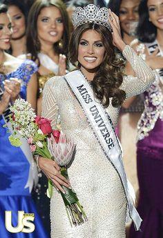 Miss Universe 2013-Venezuela Gabriela Isler