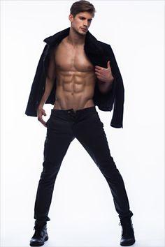 Man+Sex=Fashion - Photographer: Alexis Dela Cruz Model: Santiago Ferrari