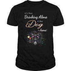 I Love Funny Drinking Dog T-Shirts #tee #tshirt #named tshirt #hobbie tshirts #Drinking