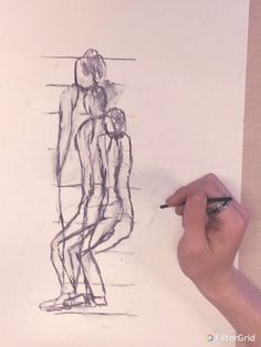 Beweging, portret en figuurtekenen