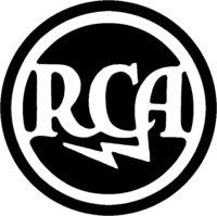 Retro RCA logo