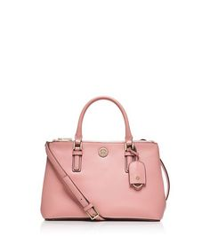 ROBINSON MINI DOUBLE-ZIP TOTE - ROSE SACHET Mini Bag 2e4243b5ee9dd