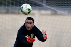 Egypts grand old man El Hadary targets fifth Cup of Nations   Libreville (AFP)  When Essam El Hadary the Egypt goalkeeper who will start in Sundays Africa Cup of Nations final made his international debut his current teammate Ramadan Sobhi had not yet been born.  First capped in 1996 El Hadary was the man whose saves in a penalty shoot-out against Burkina Faso on Wednesday took the Pharaohs through to a date with Cameroon in Libreville.  The combined age of the two Burkinabe players he…