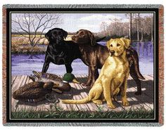 Board Meeting Tapestry Throw - Western Decor - Cabin Decor