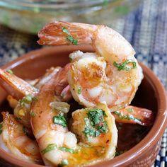 Thai-Style Crispy Pork Belly | Bear Naked Food Lamb Biryani Recipes, Pork Noodles, Grilled Shrimp Recipes, Fried Chicken Wings, Crispy Pork, Fried Fish, Pork Belly, Snack Recipes, Cooking Recipes