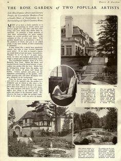 Leyendecker House 1918