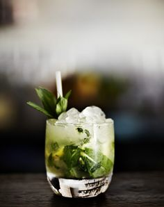 Green Mojito | Sharyn Cairns