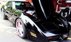 1980 chevrolet corvette custom on hot cars