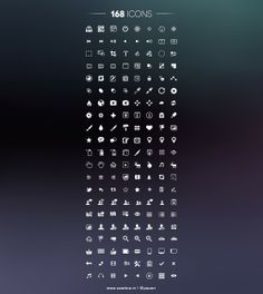 *Speak icon 168 Free icons - PSD by Tom Junker, via Behance Web Design, Flat Design Icons, Icon Design, Flat Icons, Graphic Design, Creative Design, Free Web Icons, Resources Icon, Patterns