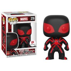 From Marvel, it's Big Time Suit Spider-Man in Funko Pop Vinyl Walgreens Exclusive Limited Edition Product dimensions in windowed box Age Custom Funko Pop, Funko Pop Vinyl, Madrid Barcelona, Funko Pop Marvel, Best Funko Pop, Funko Pop Spiderman, Lego Batman, Funko Pop Toys, Pokemon