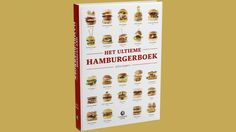 Win Het ultieme hamburgerkookboek van Julius Jaspers