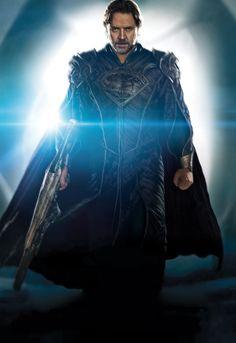 JOR-EL - Russell Crowe