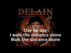 Delain - Electricity /w lyrics (HD) - YouTube