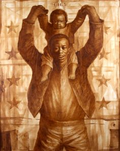 charles white artist | Unpublished New City Art Reviews: Charles White at N'Namdi Gallery
