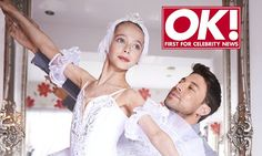 Blue's Duncan James and his daughter Tianie pose for first photoshoot